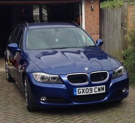 BMW 320 d series -Lovely garaged condition. 09 plate