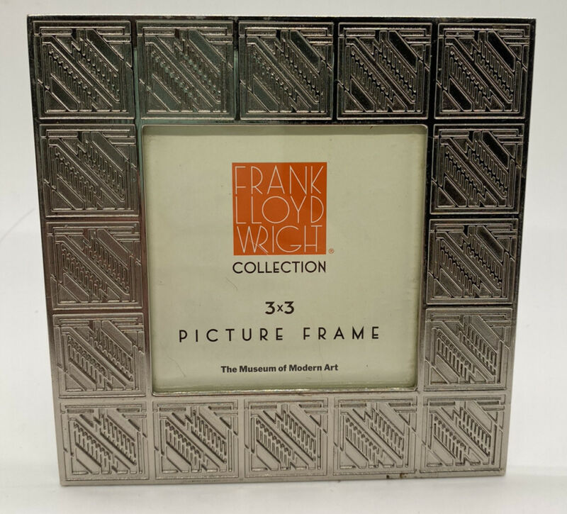 frank lloyd wright collection 2005 picture frame