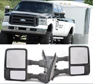 1999-2016 ford tow mirrors