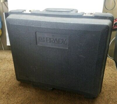 Bradymarker Xc Plus Wire Label Printer Needs Repaired Doesnt Power On