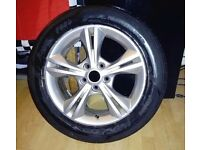 Alloy+ tyre