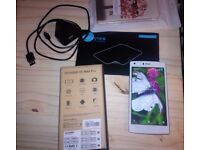 Doogee Android X5 Max Pro Mobile Phone Unlocked as new, with accessories