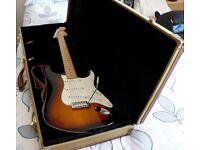 Fender American Special Stratocaster (Sunburst Finish) USA
