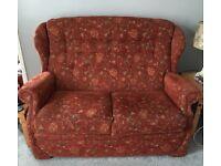 Small cottage sofa