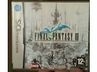 final fantasy 3 on ds