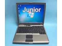 Cheap Dell Laptop, 40GB, 1.5GB Ram, Windows 7, DVD Drive, WiFi,office, Immaculate