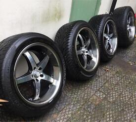 "20"" inch alloy wheels"