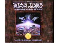 STAR TREK DVD ENCYCLOPEDIA - 4 DISC SET