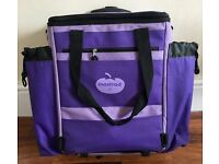 Camping travel suitcase bag