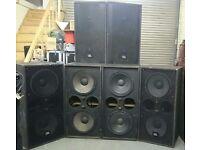 JBL Speaker System Bundle
