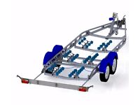Biggest range and best prices on ALL boat trailers ( 5 makes available)