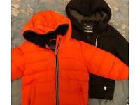 Toddler/boy puffer jackets/coats