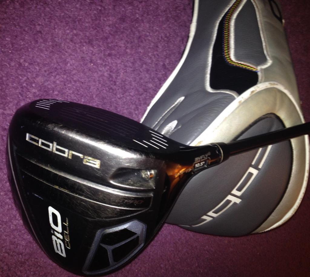 Cobra bio cell driverin Hamilton, South LanarkshireGumtree - Cobra bio cell driver. In good used condition.some minor marks on sole through use.project x stiff shaft.£65