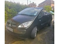 Mitsubishi Colt, hard top convertible, 2 lady owners, 2nd car so lightly driven