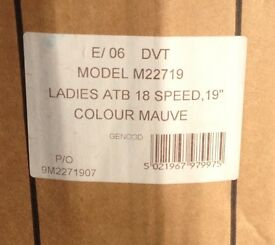 For sale : Ladies bicycle : Dunfermline