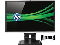 HP COMPAQ LA2405x 24-INCH FULL HD 1920 X 1200 @ 60 Hz LCD TFT MONITOR WARRANTY