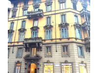 "Wonderful apartment in Milan close to city center, Malpensa station, da Vinci's ""Last supper"","
