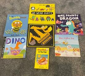 7 Kids Books