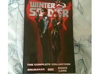 Winter Soldier/Black Widow/Captain America/Ed Brubaker/Jacskon Guice