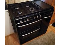 Black Stoves 85cm Range cooker