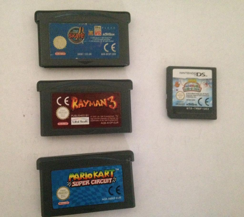 Nintendo Ds Games In Banbridge County Down Gumtree Mario Kart Super Circuit For Gb Advance Video