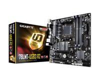 Gigabyte AMD motherboard. 78Lmt-usb3 R2.DDR3.can post