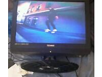 technika Lcd tv 19ince can be used as monitor as well compents ports s