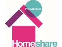 Large Double bedroom in Homeshare arrangement available now in Heywood and Swinton/Pendlebury