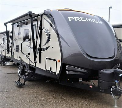 Travel Trailer Premier 19FBPR RV Camper New and Used Fifth Wheels For Sale