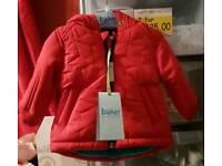 TED BAKER kids coat