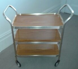 A Lovely 3 Tiered Trolley