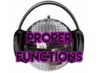 Mobile Disco DJ available to hire for your event now