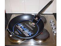 De Buyer blue steel frying pan 36 cm diameter