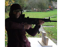 Girls! Real Rifle Shooting - Not Just for the Boys! New dates! 20th May, 2nd, 16th & 17th June