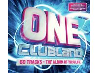 ONE CLUBLAND.. Package.. 2 = now77 and 2 = one clubland cds (exellent condition)