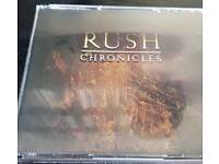 RUSH..CHRONICLES. GREATEST HITS. 2 CDS BOX SET. NEW.