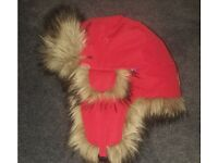 UNISEX nordic heater Fjallraven red hat