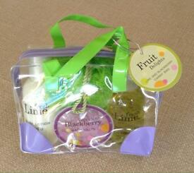NWT Fruit Delights Bath Bag