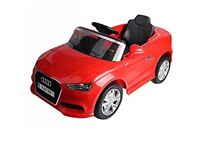 Brand New Audi A3 S-Line kids ride on