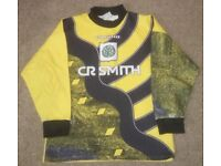 Celtic Goalkeeper top year 95/96