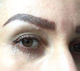 Microblading - pre Christmas offer £125 (including top-up) performed by PhiBrows certified artist