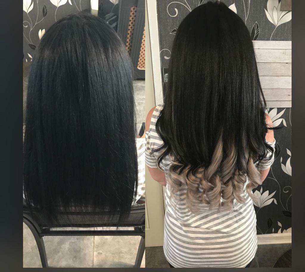 Mobile hair extension technician and advanced beautician | in