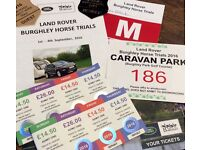 Burghley Caravan Membership