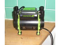 Salamander CT50+XTRA Shower Pump