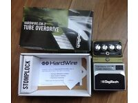 Digitech hardwire tube overdrive