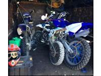 Pitbike 140cc