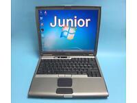 Cheap Dell Laptop, 40GB, 1.5GB Ram, Windows 7, DVD Drive, WiFi, Microsoft office, Immaculate
