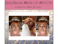 *XMAS* GirlyGlam - Wedding, Bridal, Occasion & Event Make-Up & Hair-Up Service in Norfolk & Suffolk.