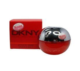 DKNY Red Delicious Eau de Parfum Spray - 100ml EDP - 85% Full. £20