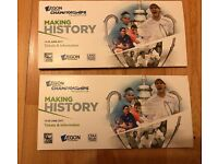 2x Aegon Queen's Centre Court Finals Ticket - 25 June £250